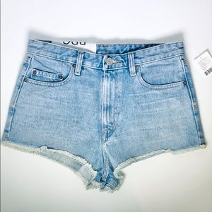 UO BDG Ceeky Super HighRise Jean Shorts